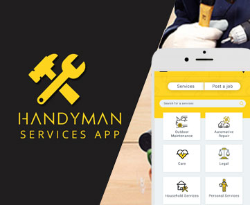 Handyman On-Demand Services App